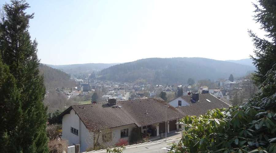 Around 1200 m² property for residential building