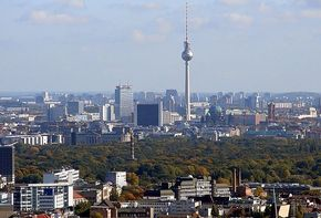 Residential and commercial building in an excellent location in Berlin!