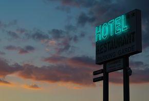 Exclusive hotel in a prime location in Frankfurt