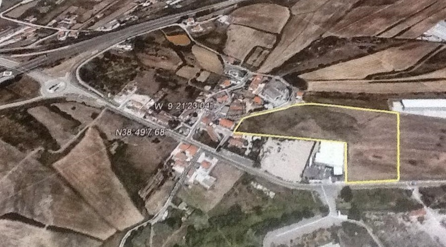 Industrial land in Sintra, Portugal