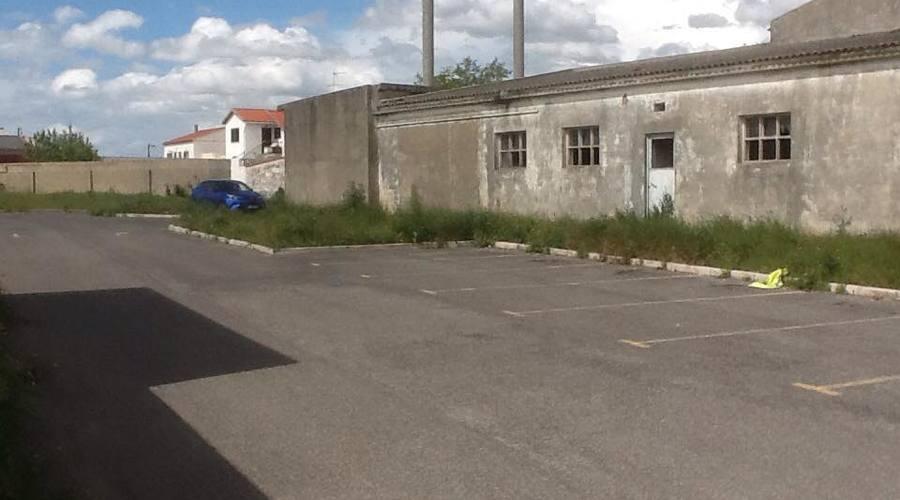 Industrial Building in Sintra-Portugal
