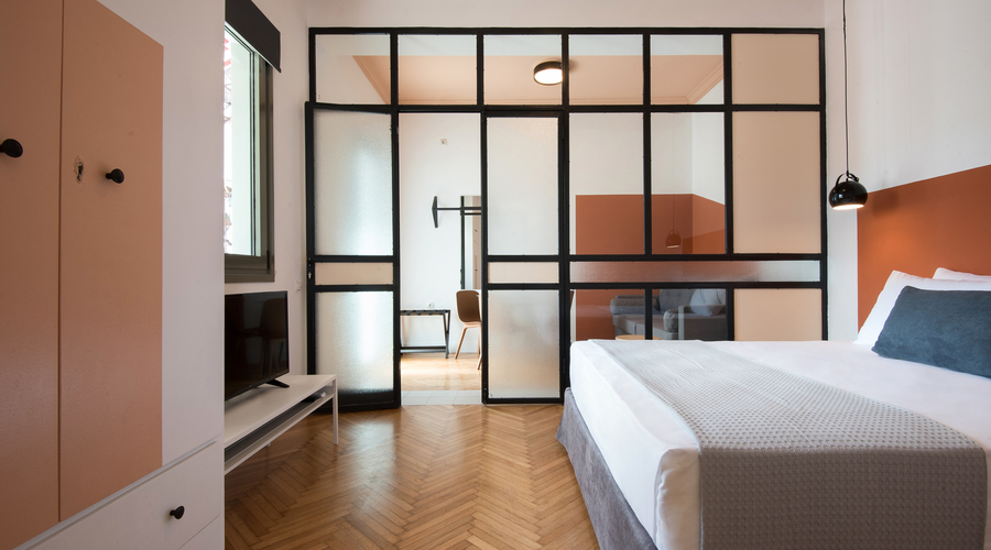 Boutique hotel in the central area of Athens, Greece - investment opportunity