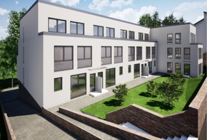 "New building project in ""Wuppertal Barmen"""