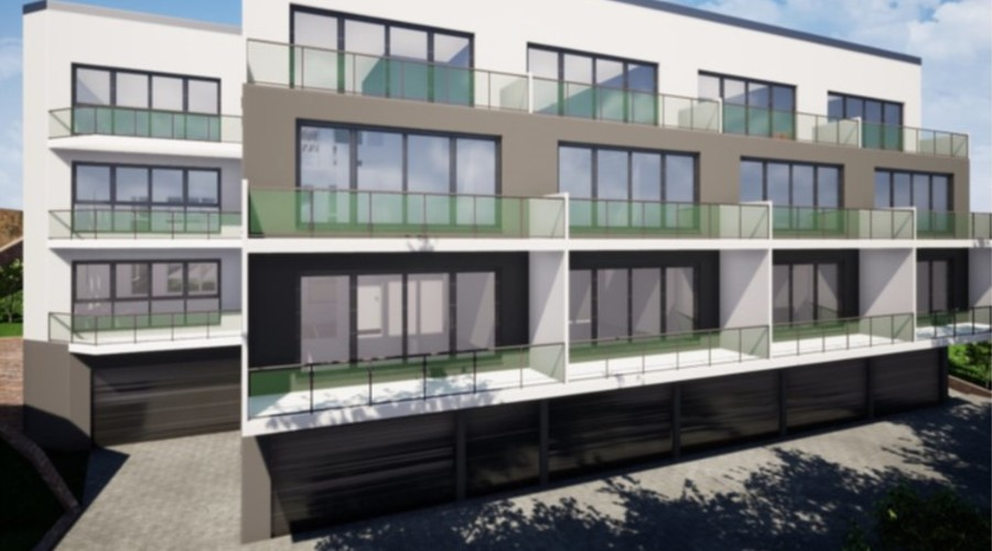 """New building project in """"Wuppertal Barmen"""""""