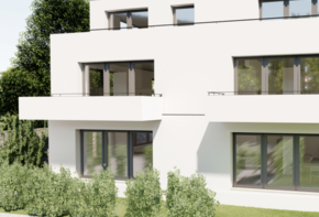 New building project in Ratingen