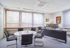 Attractive office space with optimal infrastructure