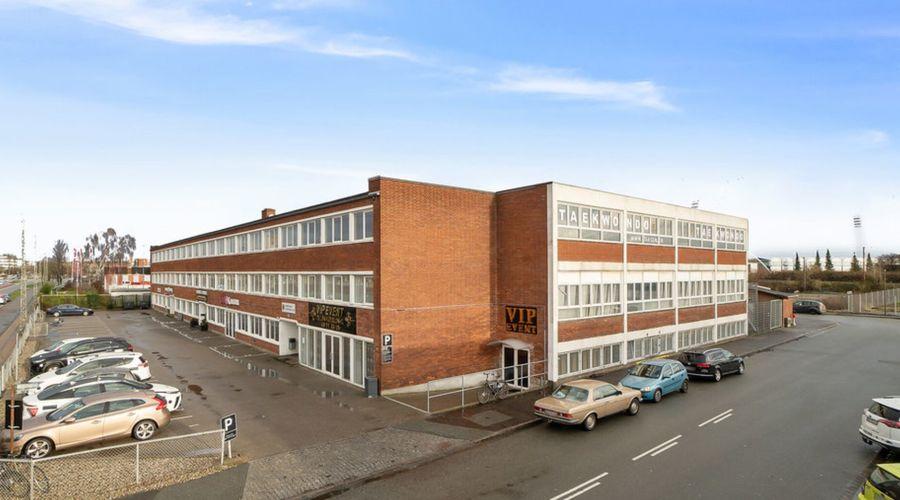 Large mixed-use property near Copenhagen