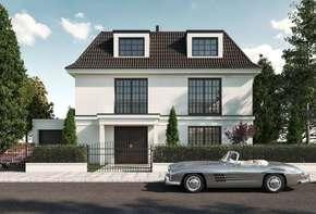 Very nice plot for detached villa