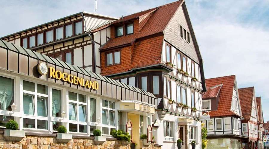 Idyllic private hotel for sale in the picturesque Waldeck