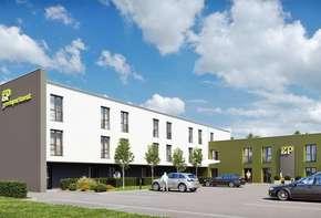 Plot suitable for Hotel  development