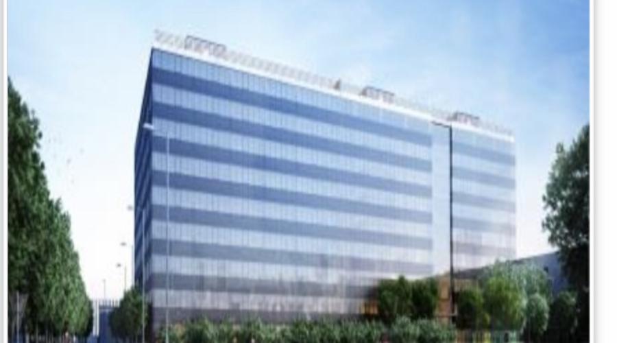 3 Buildings Office complex - Romania