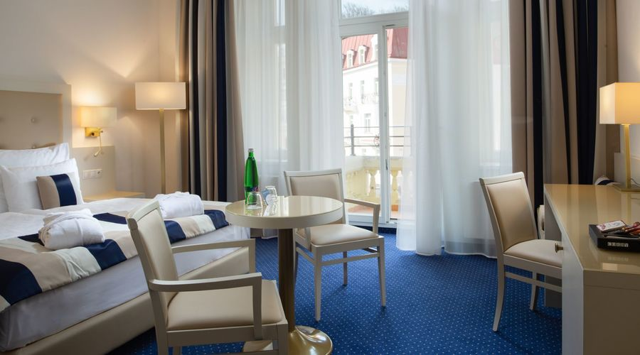 4* hotel in Czech spa city