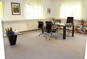 Office space with residential areas