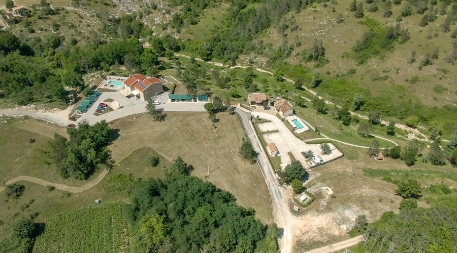 Real estate and land, Istria - whole property, secluded and surrounded by nature