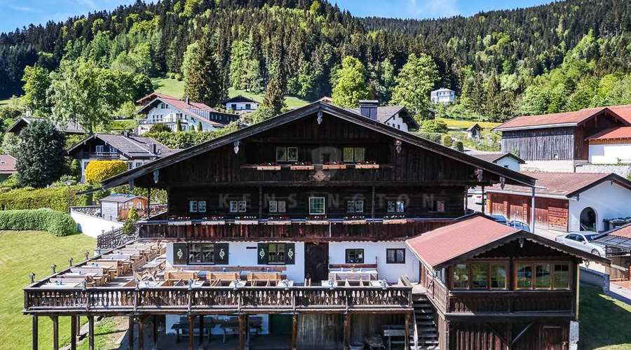 A piece of history in Tegernsee
