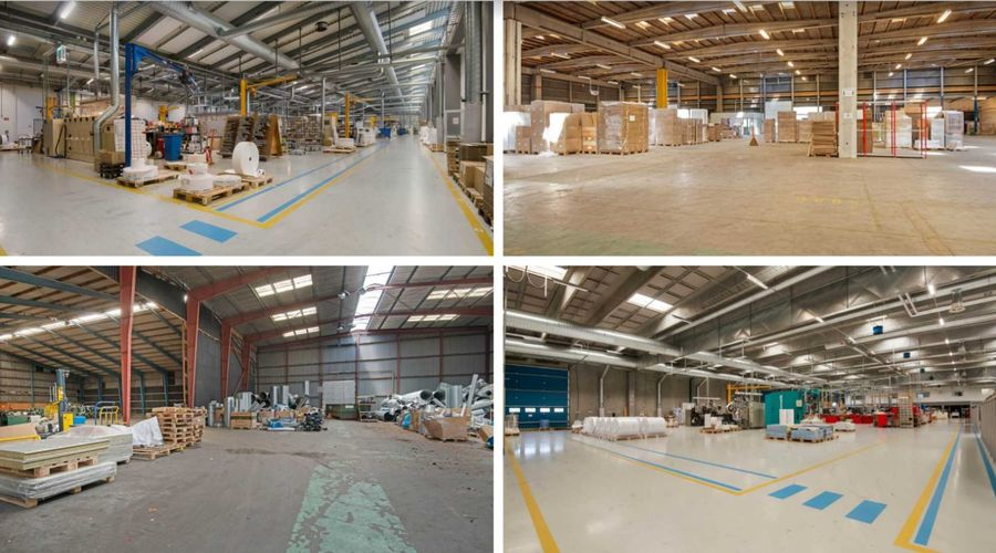 Fully let Industrial property