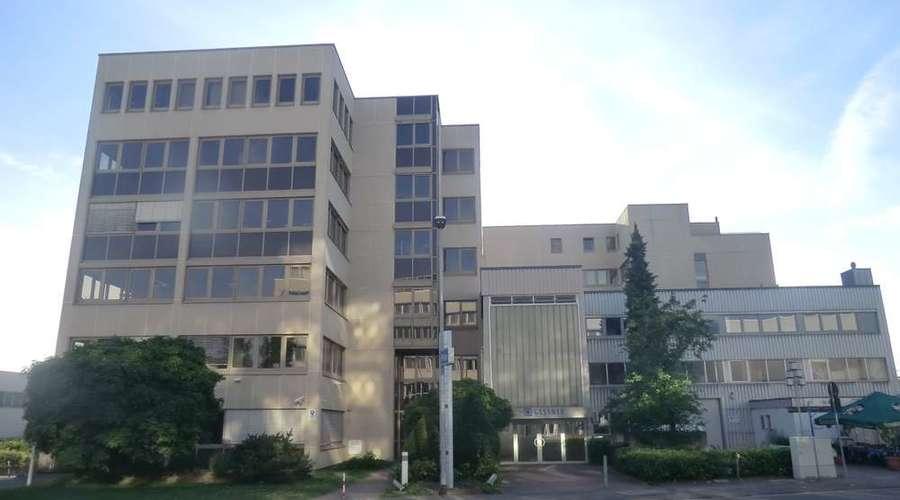 Representative office building