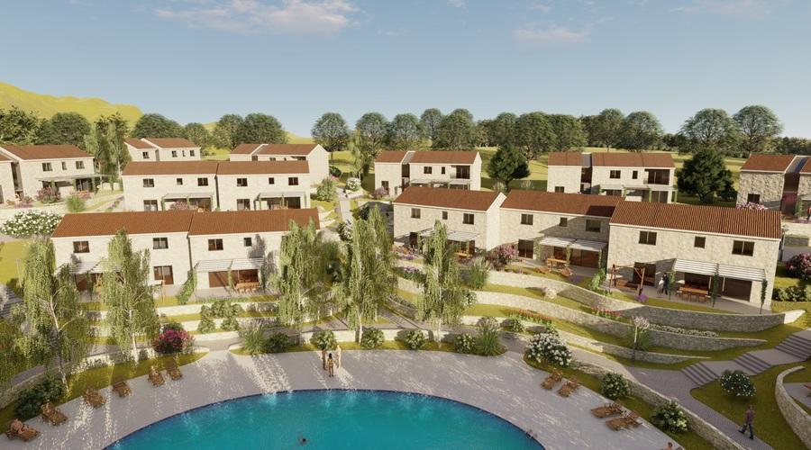 Land for touristic purposes, villas, hotel or tourist resort