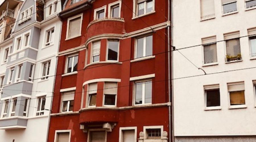 Investment opportunity in Saarbrücken center