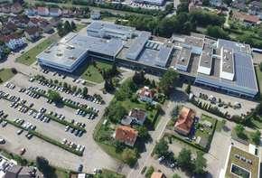 Production property / business park