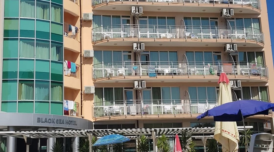 Perfect 3-stars hotel for sale in Sunny Beach Bulgaria