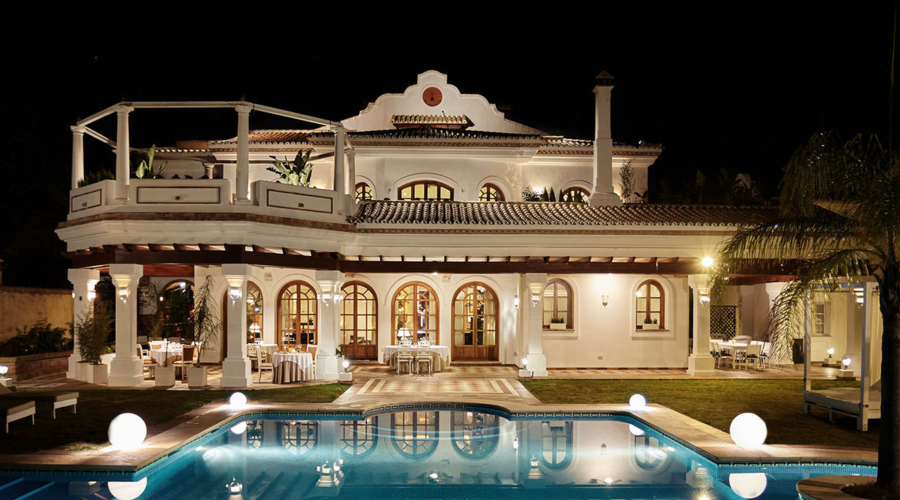 Boutique Villa Hotel in Marbella