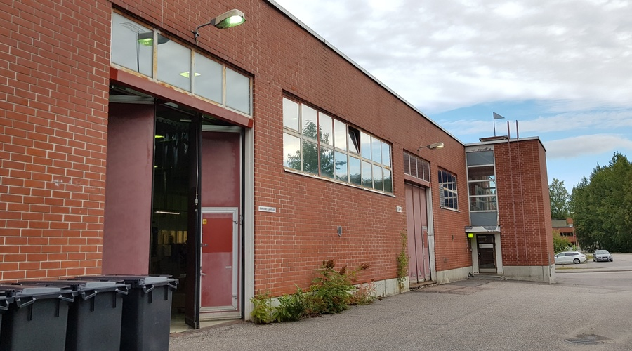 Industrial opportunity for sale