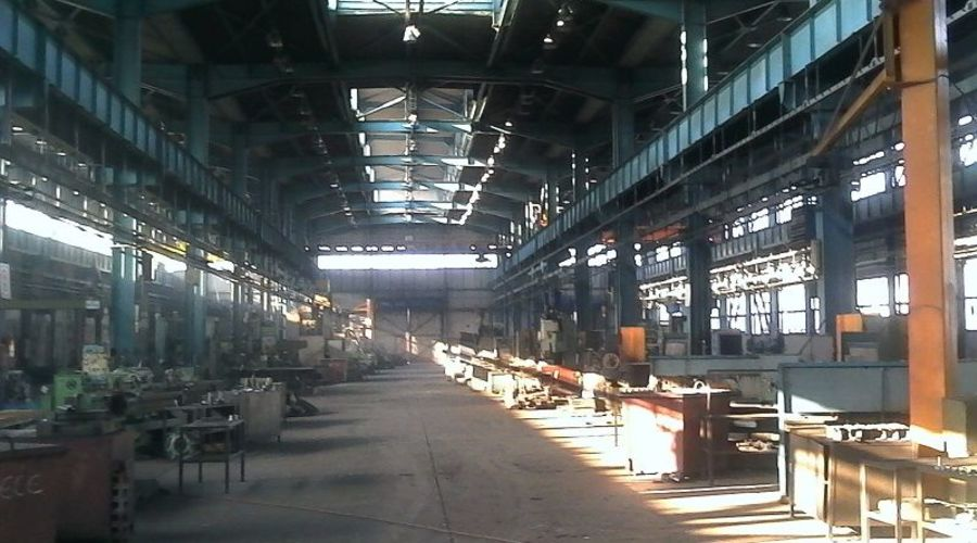 Industrial Production Hall in Montenegro