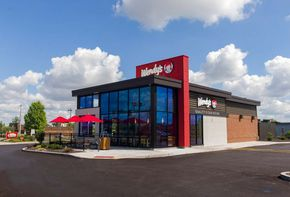 Net Leased | Drive Thru retail property