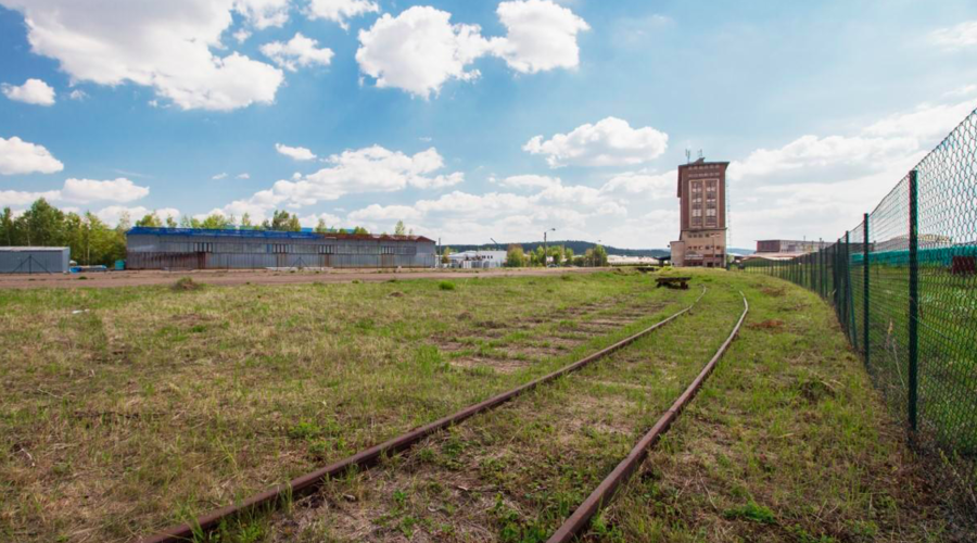 Industrial zone in the Czech Republic ready for development