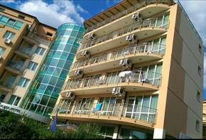 3-Star working hotel in Sunny Beach