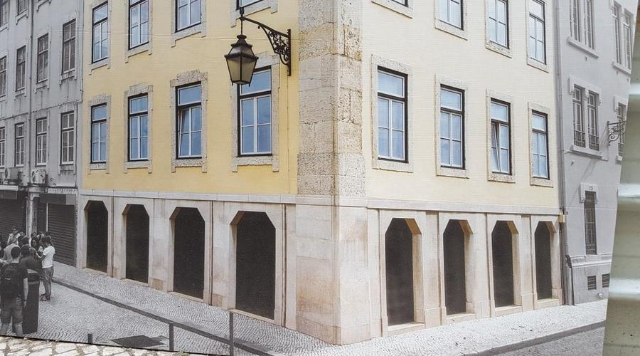 Retail Property in Lisbon Prime Area with Guaranteed Rental Income