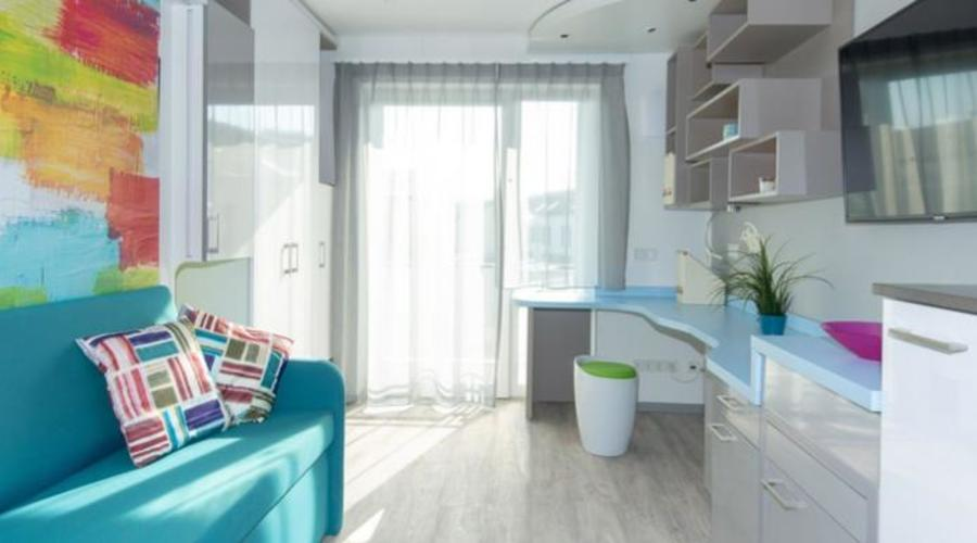 New fully equipped boarding house in an University town
