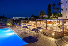 4* Luxury Resort with Private Beach in Crete