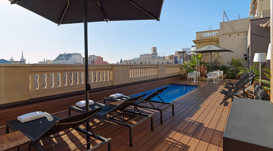 4 star hotel Barcelona, top location