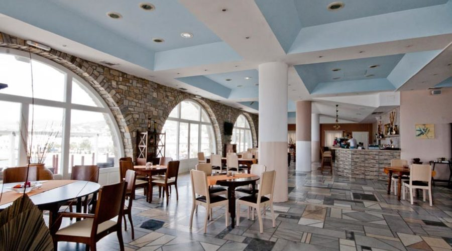 Hotel for sale in Paros