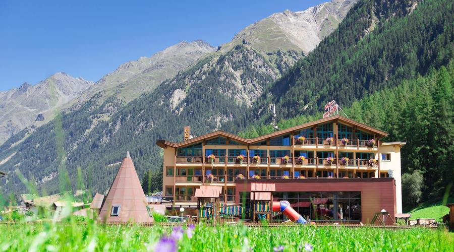 4* Ski and Family Hotel in Tyrol