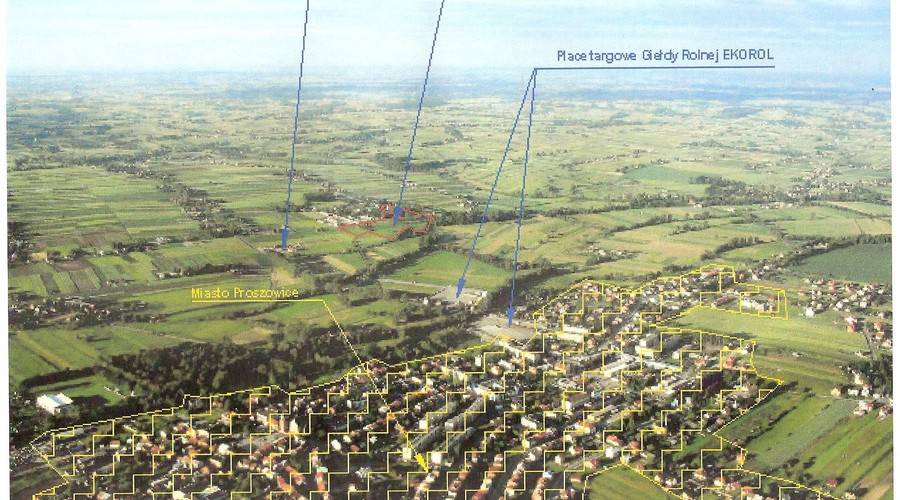 6 ha Industrial land for sale, 30km away from Krakow