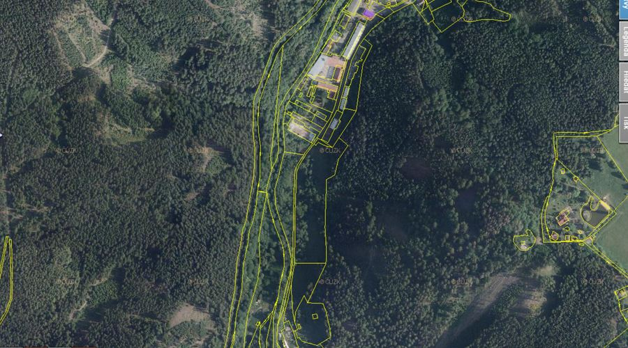 Unique land opportunity for residential or commercial development