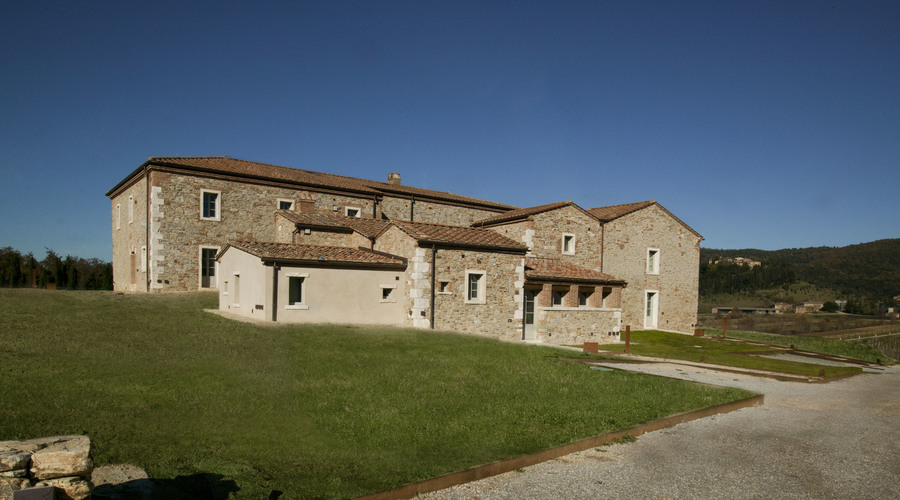 Tuscany Estate - Plans for a Luxury Resort