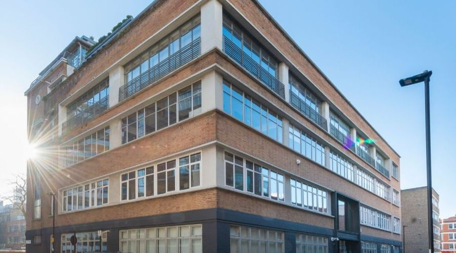 Mixed use commercial property