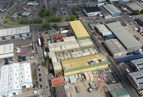 Industrial investment in a prime location