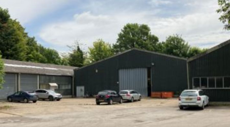 Mixed use commercial property with development potential