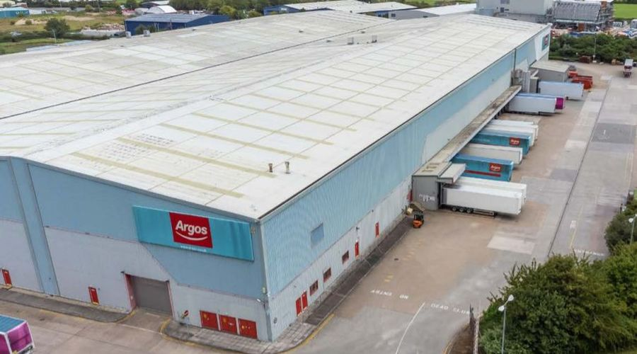 Distribution Warehouse for sale