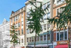 Three adjoining mixed-use freeholds
