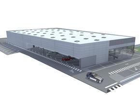 Net-Leased Freestanding Hypermarket
