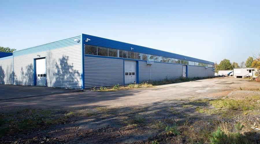 Warehouse in Gothenburg, Sweden