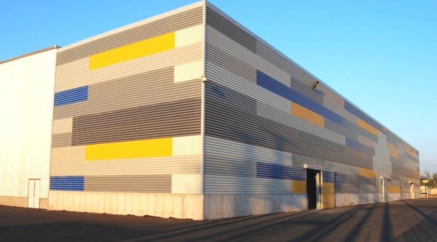 Warehouse in Lisbon