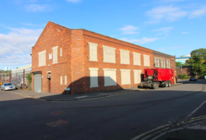 Warehouse units in Birmingham