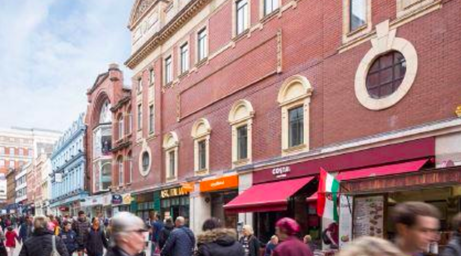 Retail investment in Leeds
